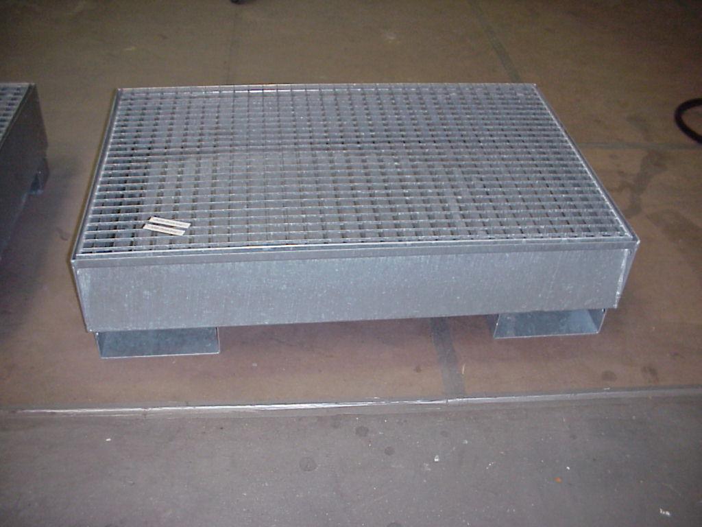 Drain tray
